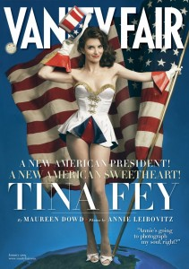 Vanity Fair Tina Fair Cover